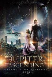 плакат к фильму Восхождение Юпитер (2015)