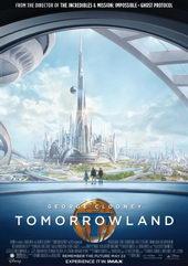 постер к фильму Земля будущего (2015)
