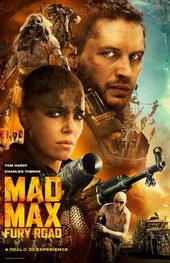 постер к фильму Безумный Макс: Дорога ярости (2016)