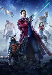 постер к фильму Стражи Галактики (2014)