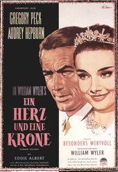 постер к фильму Римские каникулы (1953)