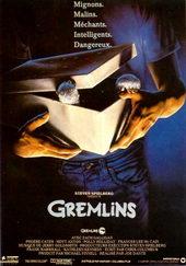 афиша к фильму Гремлины (1984)