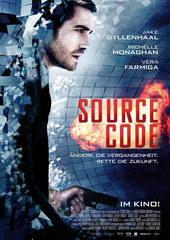 афиша к фильму Исходный код (2011)