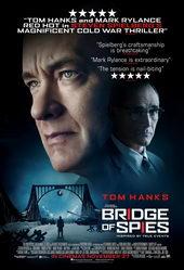плакат к фильму Шпионский мост(2015)