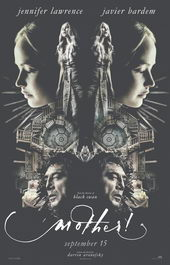 плакат к фильму Мама! (2017)