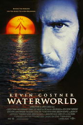 плакат к фильму Водный мир (1995)