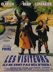 афиша к фильму Пришельцы (1993)