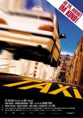 постер к фильму Такси (1998)