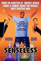 плакат к фильму Без чувств (1998)