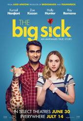 постер к фильму Любовь – болезнь (2017)