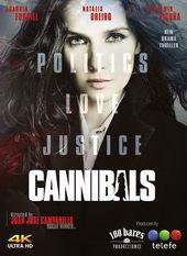 плакат к сериалу Среди каннибалов (2015)