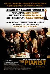 плакат к фильму Пианист (2003)