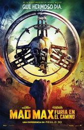 постер к фильму Безумный Макс: Дорога ярости (2015)