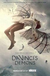 постер к сериалу Демоны Да Винчи (2013)