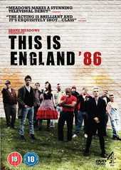 плакат к сериалу Это - Англия. Год 1986 (2010)