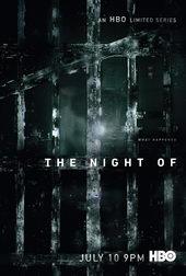 плакат к сериалу Однажды ночью (2016)