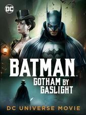 постер к мультфильму Бэтмен: Готэм в газовом свете (2018)