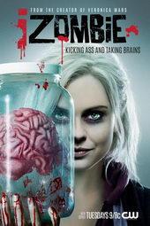 постер к сериалу Я - зомби (2015)