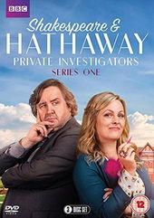 плакат к сериалу Шекспир и Хэтэуэй: Частные детективы (2018)