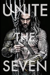 плакат к фильму Аквамен (2018)