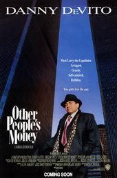 афиша к фильму Чужие деньги (1991)