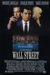 постер к фильму Уолл-Стрит (1987)