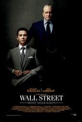 плакат к фильму Уолл Стрит: Деньги не спят (2010)