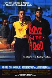 постер к фильму Ребята с улицы (1991)