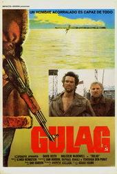 плакат к фильму ГУЛАГ (1984)