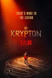 постер к фильму Криптон(2018)