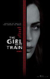 плакат к фильму Девушка в поезде (2016)