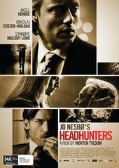 плакат к фильму Охотники за головами (2012)