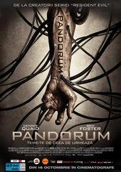афиша к фильму Пандорум (2009)