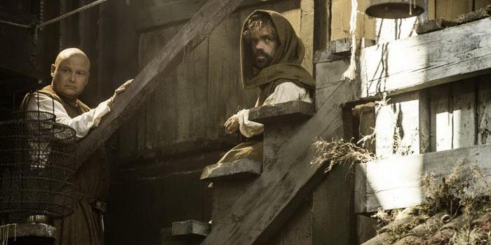 Сцена из сериала Игра престолов