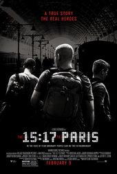постер к фильму Поезд на Париж (2018)