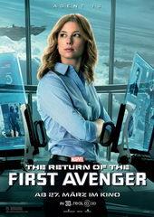 афиша к фильму Первый мститель: Другая война (2014)