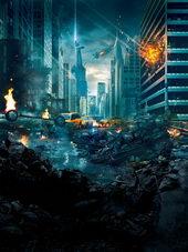 плакат к фильму Мстители (2012)