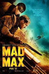 плакат к фильму Безумный Макс: Дорога ярости (2015)