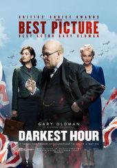 плакат к фильму Темные времена (2018)