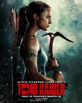 постер к фильму Tomb Raider: Лара Крофт (2018)
