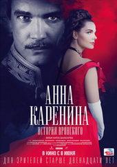 постер к фильму Анна Каренина. История Вронского(2017)