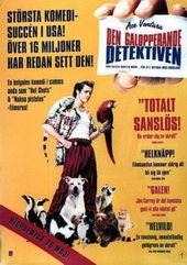 плакат к фильму Эйс Вентура: Розыск домашних животных (1994)
