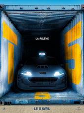 постер к фильму Такси 5 (2018)