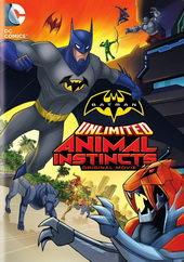 постер к мультфильму Безграничный Бэтмен: Животные инстинкты (2015)