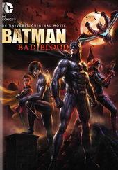 плакат к мультфильму Бэтмен: Дурная кровь (2016)