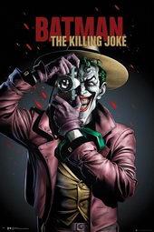 плакат к мультфильму Бэтмен: Убийственная шутка (2016)