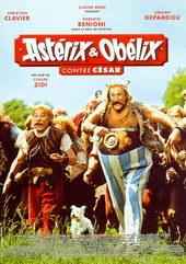 афиша к фильму Астерикс и Обеликс против Цезаря (2000)