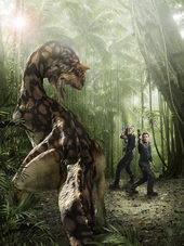 плакат к сериалу Терра Нова (2011)