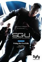 постер к сериалу Звёздные врата: Вселенная (2010)