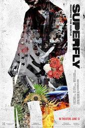 плакат к фильму Суперфлай (2018)